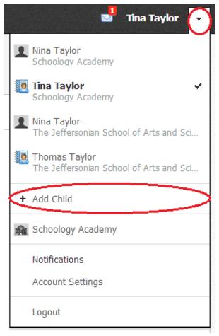 Add Child