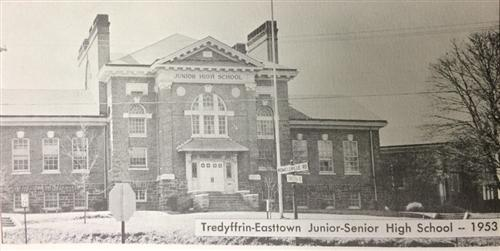 Tredyffrin-Easttown Junior-Senior High School - 1953