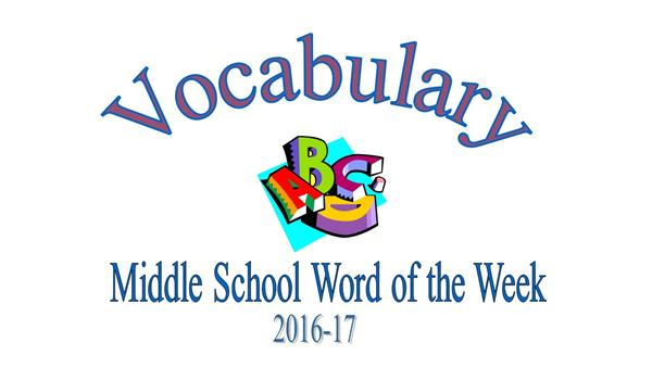 Word of the Week: Click HERE