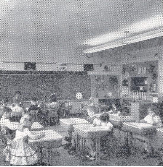 Grade 1 class